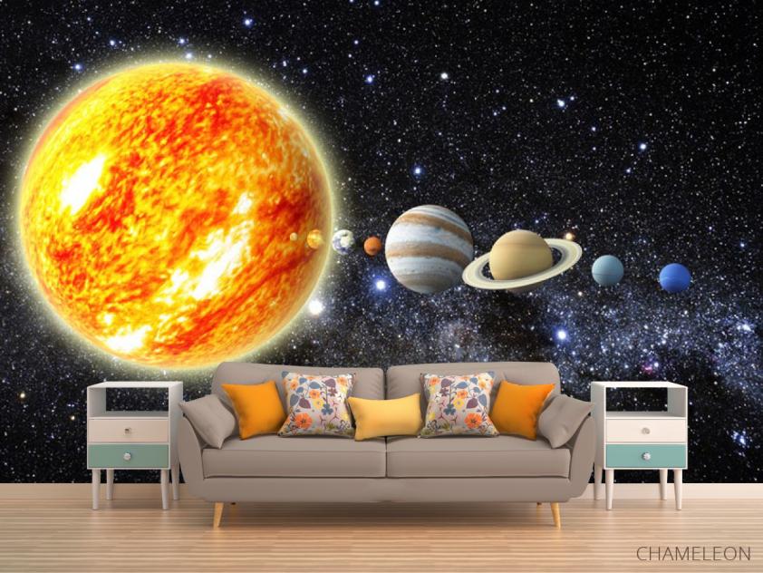 Фотообои Планеты солнечной системы - 1