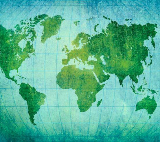 Материки Земної кулі 11866