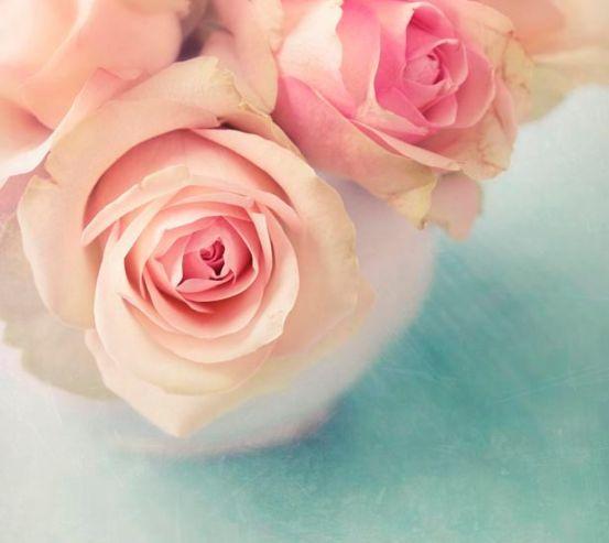Фотообои Бежевые розы в вазе 7337