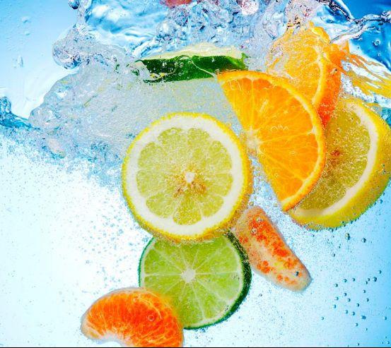 Фотообои в кухню Апельсин  3815