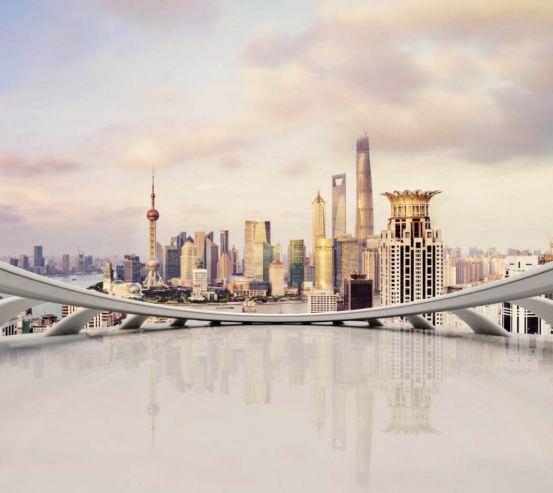 Фотообои Вид на Дубай 25086