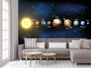 Фотообои Планеты в космосе - 3