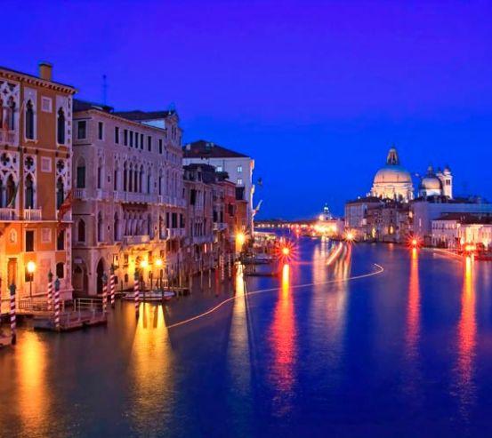 Фотообои Италия Венеция 5544