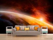 Фотообои Вспышки солнца - 1