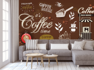 Фотообои Кофейная тематика - 3