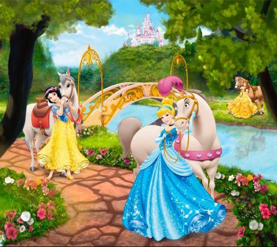 Фотообои Принцессы 15864