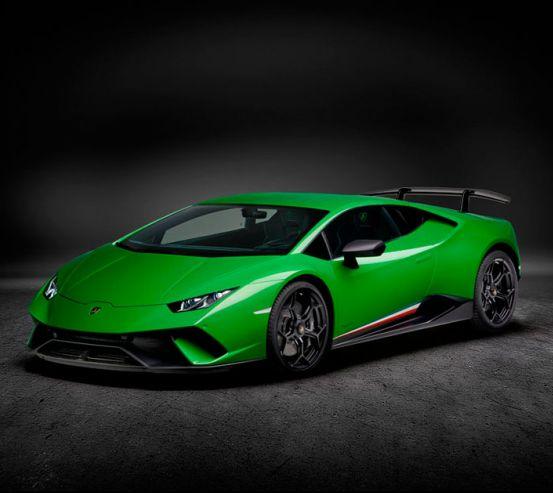 Фотообои Зеленая машина 20045