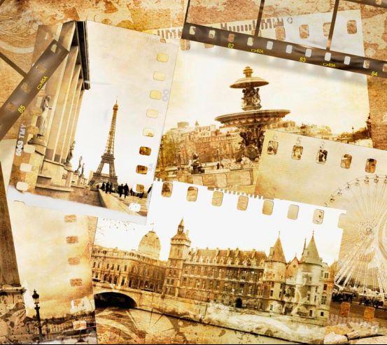 Фотоплівка, Париж 5434
