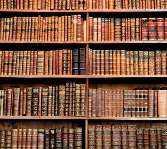 Фотообои Книги 9532