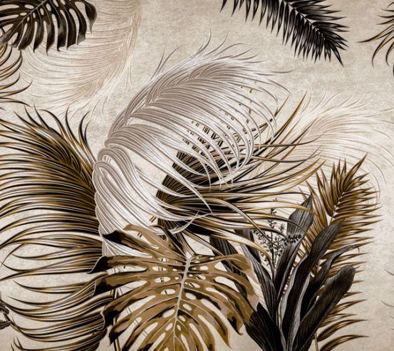 Фотообои Тропические листья 24209