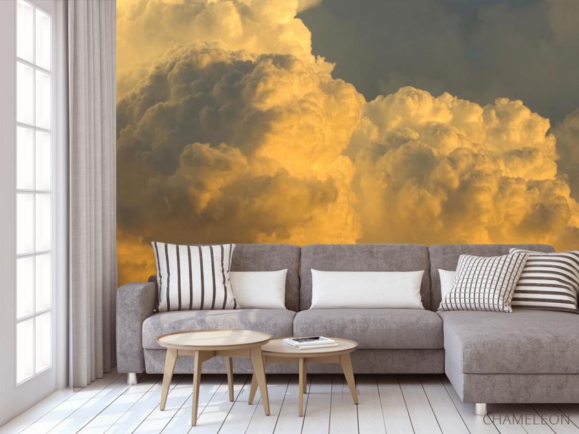 Фотообои облака - 3