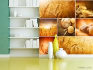 Фотообои Пшеница, хлеб - 3
