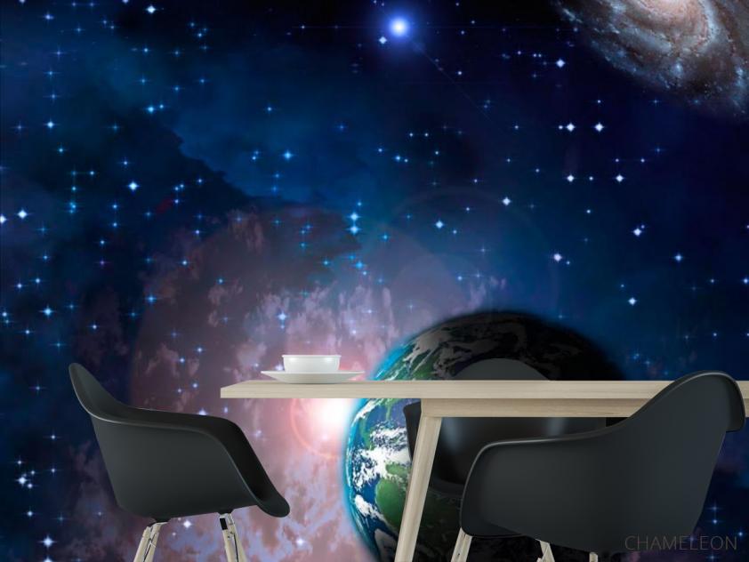 Фотообои Земля и звезды - 1