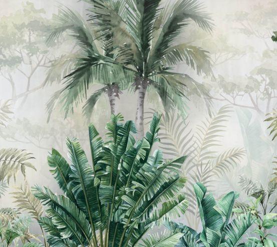 Фотошпалери Зелені джунглі 24281