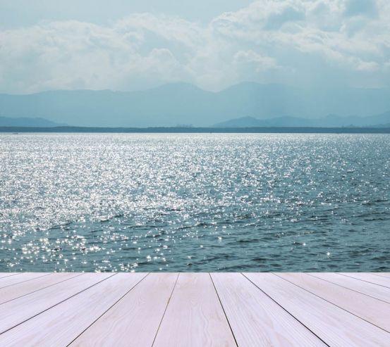 Фотообои Вид из террассы на море 23487
