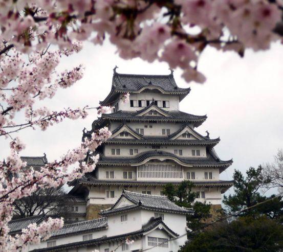 Фотообои Японская пагода 23202