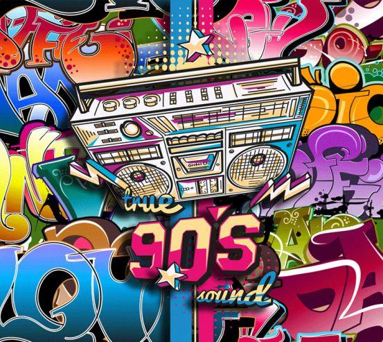 Фотообои Графити для подростка 23970