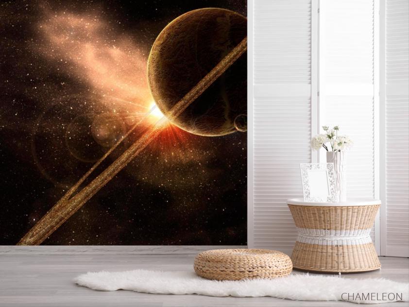 Фотообои Сатурн - 2