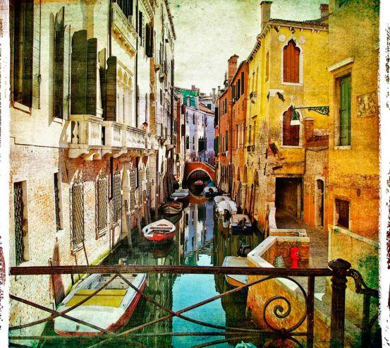 Фотообои Венеция 0052