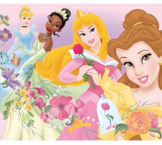 Фотообои Четыре принцессы 1704