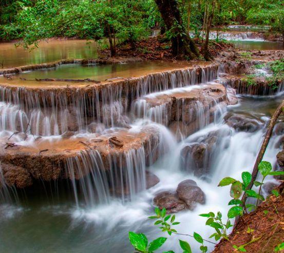 Фотообои Каскад, вода 12523