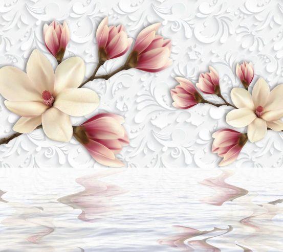 Фотообои Цветы 19320