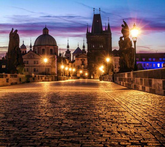 Фотообои Карлов мост в Праге 13269
