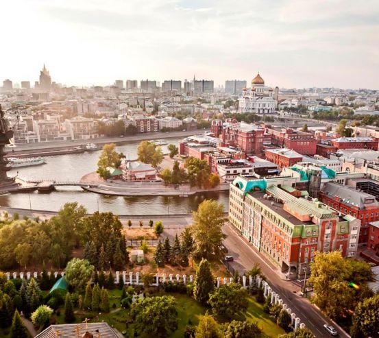 Фотообои Москва, Россия 11567