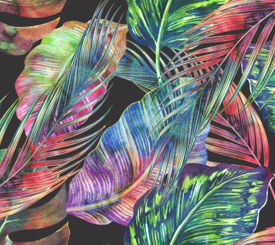 Фотообои Яркие листья 26315