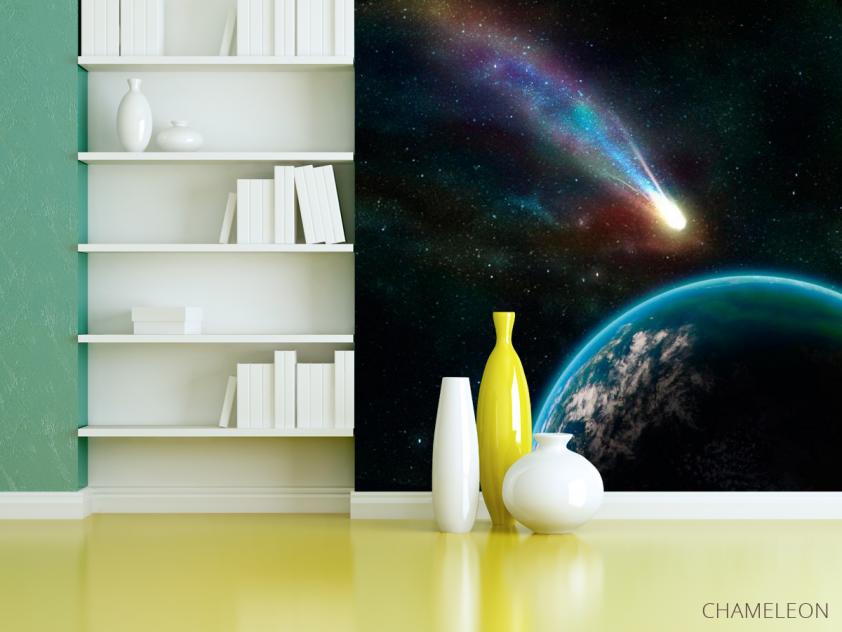 Фотообои Комета - 3