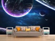Фотообои сияние планет - 1
