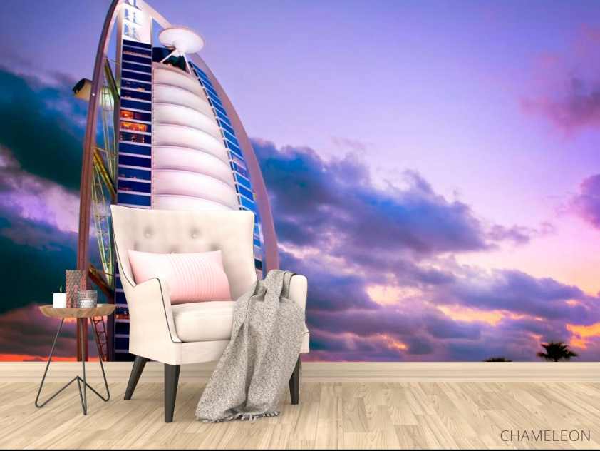 Фотообои Отель парус, Дубаи - 4