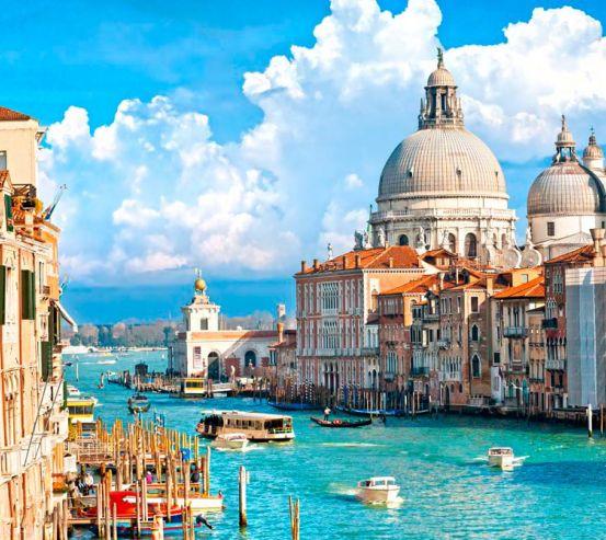 Фотообои Венеция, город на воде 3366