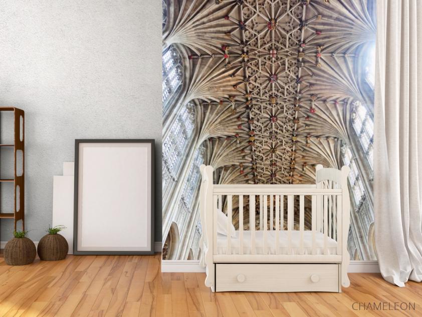Фотообои Потолок в соборе - 2