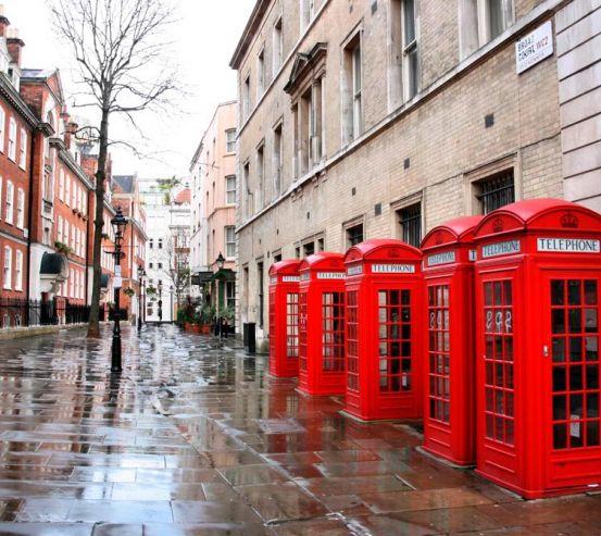 Вулиця в Лондоні 7715