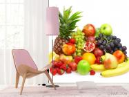 Фотообои куча фруктов - 4