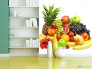Фотообои куча фруктов - 3