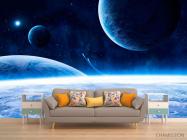 Фотообои Космос, горизонт - 1