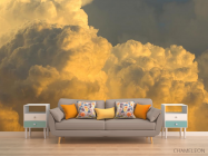 Фотообои облака - 1