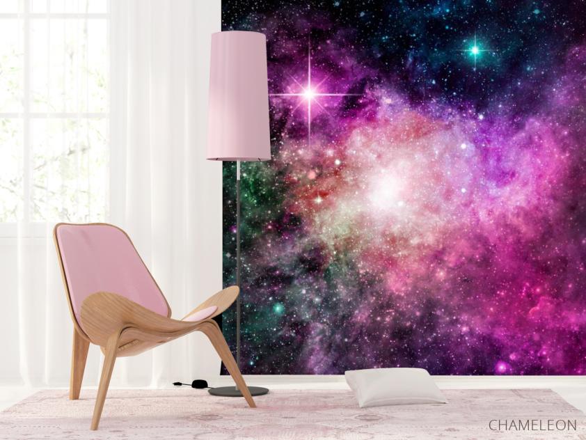 Фіолетова туманність - 4