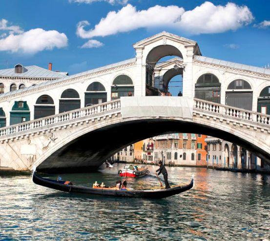 Фотообои Мост в Венеции 8128