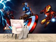 Фотообои Мстители. Часть 1. - 4