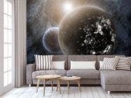 Фотообои Космос, планеты - 3