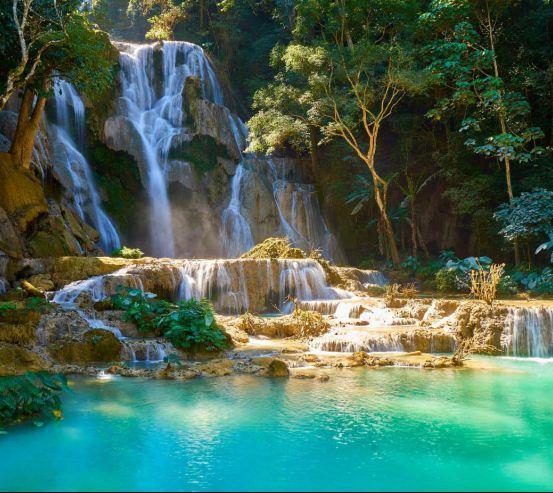 Фотообои Водопад  24574
