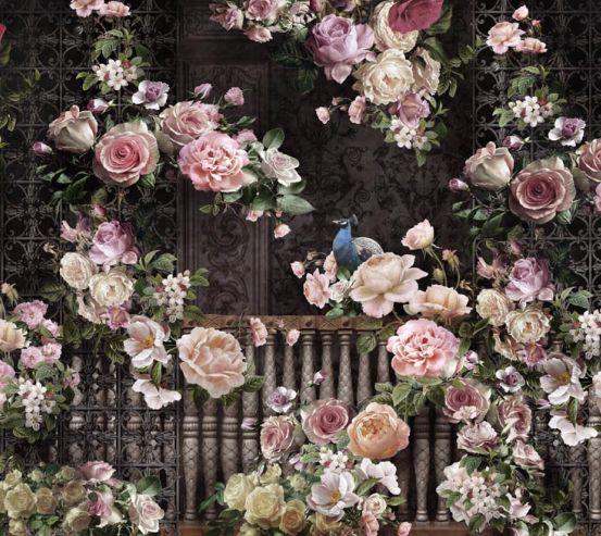 Фотообои 3д Розы 19884