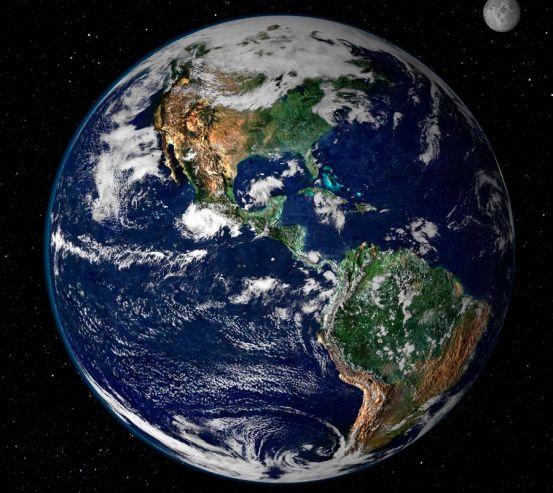 Фотообои Планета Земля 0771
