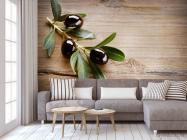 Фотообои оливковая веточка - 3