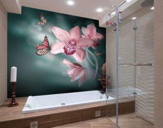 Фотошпалери в ванну