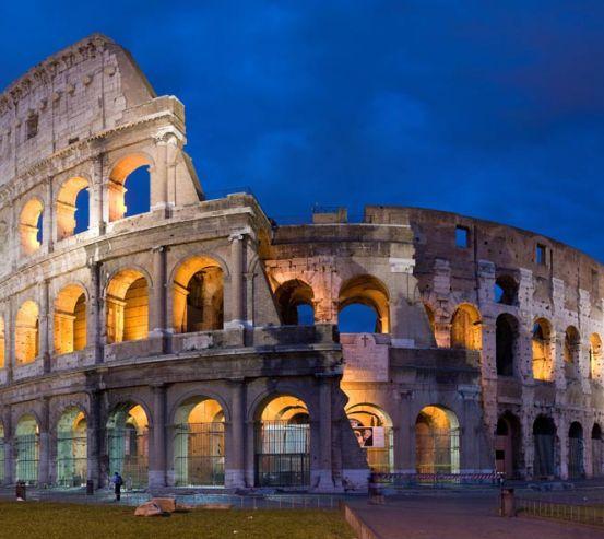 Фотообои Колизей в Риме, Италия 0181