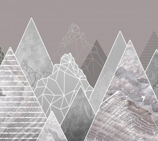 Фотошпалери текстурні гори 26175